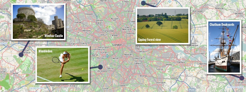 Custom Tours: London and further afield