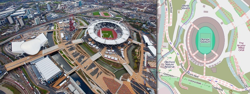 Olympic Sites